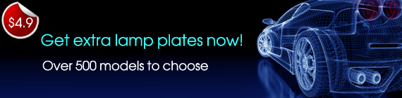 Get Extra Light Plate Now